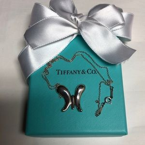 Tiffany & Co. authentic Butterfly 🦋 Necklace